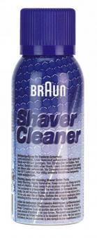 BRAUN Shaver Cleaner Reinigungsspray 100ml